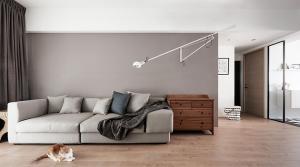 小户型家居沙发床搭配
