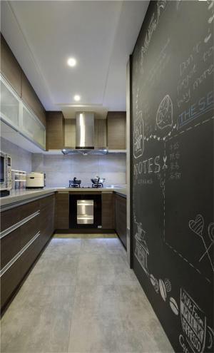 创意黑板漂亮的橱柜