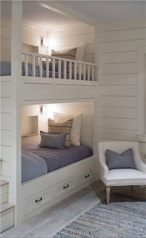 好看的最新儿童家具上下床
