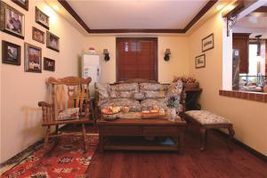 小户型客厅沙发搭配