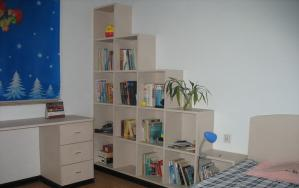 可组合卧室书柜