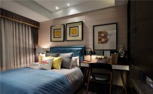 小户型卧室装修组合