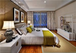 别墅卧室装修设计