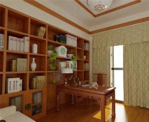 组合中式书柜