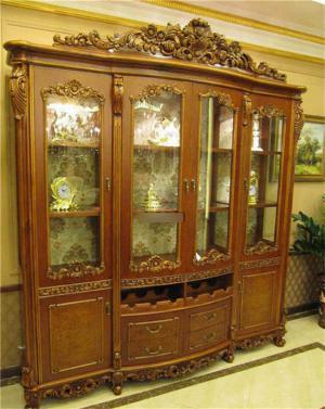 古典美式酒柜