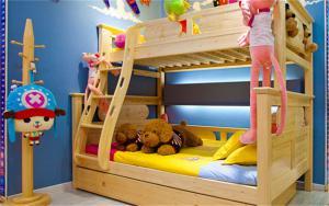 儿童家具上下床的价格