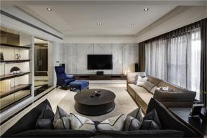现代简约公寓装修