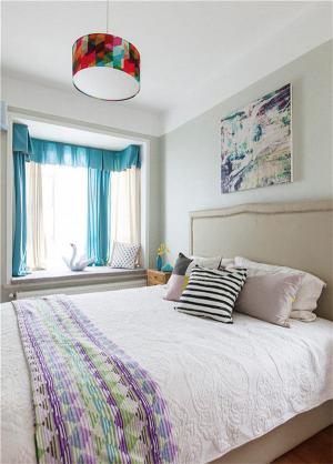 背景墙家具床