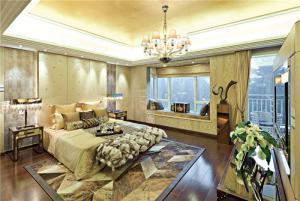 创意欧式卧室装修