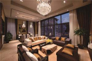 布艺沙发高度