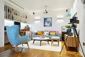 小户型家居客厅家具搭配