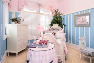 儿童房设计与装修家具搭配