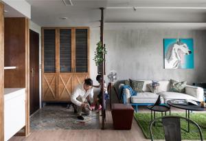 家庭家装玄关效果图赏析