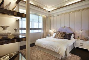 卧室布置样板间