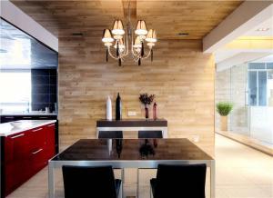 现代厨房装饰柜