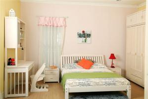 10平米儿童房设计颜色搭配