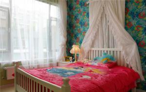 10平米儿童房设计实拍图