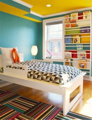 卧室装饰柜搭配