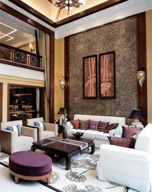 欧式奢华客厅布艺沙发