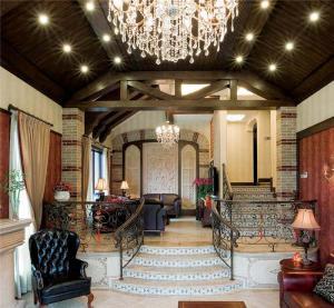 新中式客厅家具订做