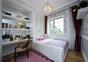 简欧小卧室装修案例