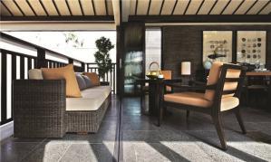 小户型客厅沙发装饰