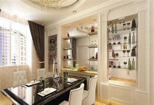 全屋饭厅装饰柜