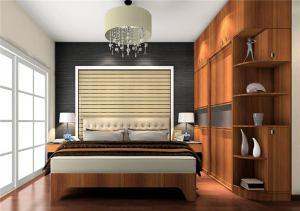 实木卧室衣柜