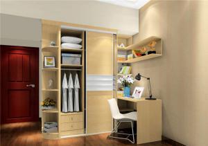 家装新式衣柜