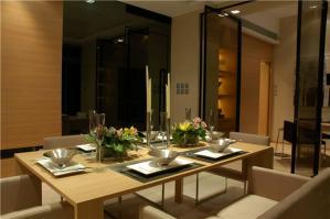 好看的欧式餐桌