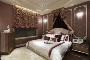 别墅卧室装修实拍图