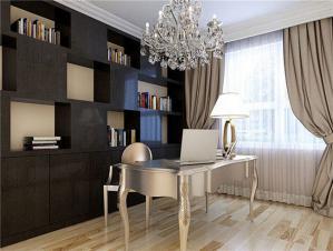 立式书柜增加空间收纳功能