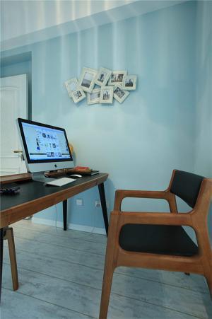 简易设计阳光书房装修效果图