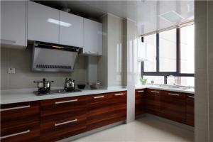 厨房间橱柜价格与图片