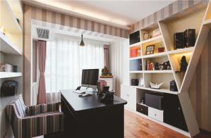 家用书桌书房设计