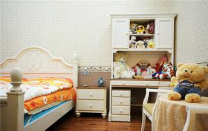 儿童房颜色实拍图