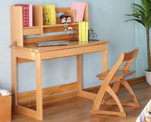 实木儿童学习桌