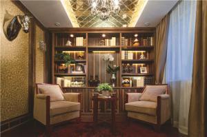 新款书柜家具