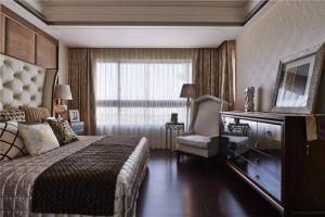 卧室装修设计高度