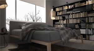 小户型卧室装饰柜