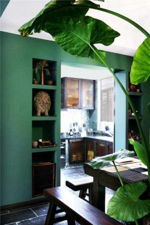 板式厨房装饰柜