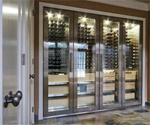 家用红酒柜玻璃柜