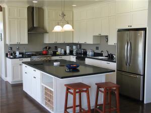 开放式整体厨房定制橱柜