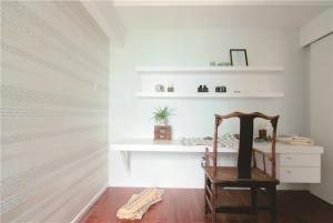 现代书房装修效果图布置