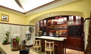家用红酒柜实拍图