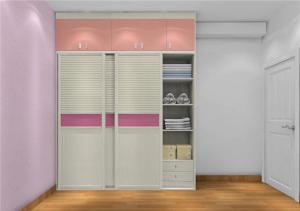 板式壁柜衣柜