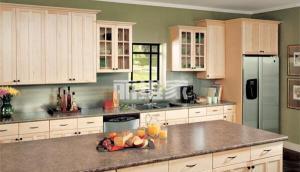 瓷砖厨柜台面的优缺点