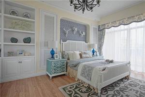 新古典欧式卧室装修