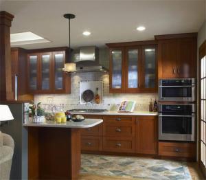 创意厨房吧台