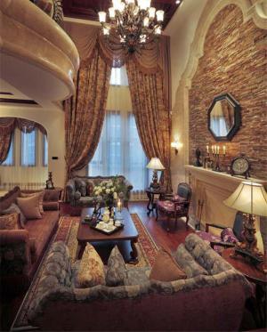 创意美式客厅家具